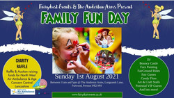 Family Fun Day @ Anderton Arms