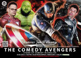 Famous Jim Williams Presents: The Comedy Avengers