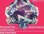 Farewell to 2016 Audio Tonic Elements Auh w/ Wisqo & Ilona Maras