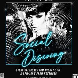 Fat Tony Presents Social Discoing - The Brunch
