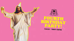 Father Funk's Church of Love: Fourth Birthday Tour - Bristol