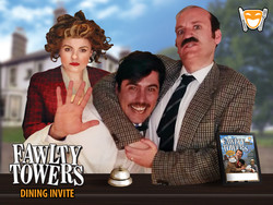 Fawlty Towers Comedy Dinner Show 11/06/2021 Watford