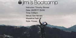 Feel Good, Look Good. Jimi's Bootcamp.