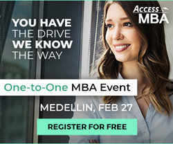 Feria Mba One to One en Medellin