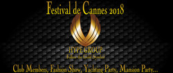 Festival de Cannes 2018, Social Club & Vip Cards Members