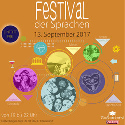 Festival der Sprachen - 13. September 2017