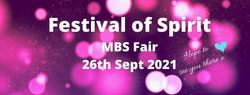 Festival of Spirit Autumn 2021