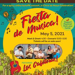 Fiesta de Musica: Las Cafeteras