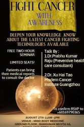 Fight Cancer With Awareness -pj