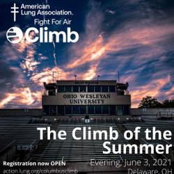 Fight For Air Climb Columbus