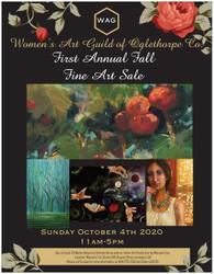 First Annual Fall Fine Art Sale Sunday October 4,2020 11-5 Lexington, Ga