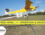 Fixed-wing Drones Operation and Design (7th Edition)