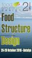 Food Structure Design Congress - 2016 Antalya