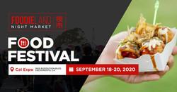 Foodieland Night Market - Sacramento (September 18-20) | Cal Expo