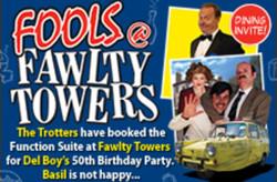 Fools @ Fawlty Towers 10/04/2021 Birmiingham