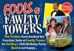 Fools @ Fawlty Towers 28/05/2021 Northampton