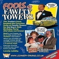 Fools @ Fawlty Towers - Milton Keynes 24/09/2021