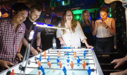Foosball Club Launches