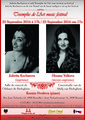 For th first time in Belgium the opera star Oksana Volkova (mezzo-soprano)!