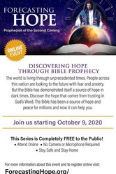Forecasting Hope - Online seminar