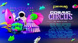 Foreverland Birmingham • Cosmic Circus Rave