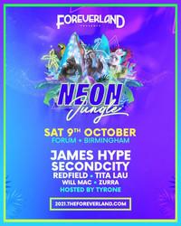 Foreverland Birmingham: Neon Jungle Rave