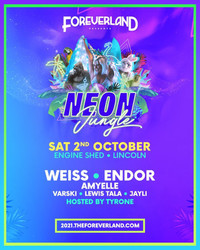 Foreverland Lincoln: Neon Jungle Rave