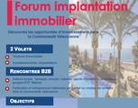 Forum Implantation et Immobilier