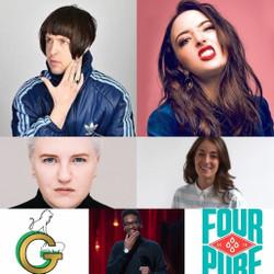 Fourpure Presents Live Comedy @ The Grafton Kentish Town : Fern Brady, Tom Ward, Tadiwa Mahlunge