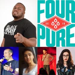 Fourpure Presents Live Comedy @ The Huntsman and Hounds - Elephant and Castle