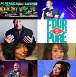 Fourpure Presents Live Comedy @ The Jamaican Lounge Ruislip : Jeff Innocent , Stefano Paolini