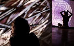 Francesca Fini // performance in diretta da Ibrida Festiva