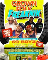 Freaknik Fest 69 Boyz
