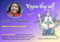 Free Meditation & Yoga Belfast - Music & Meditation