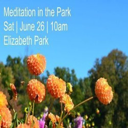 Free Meditation in the Park