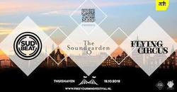 Free Your Mind Ade: The Soundgarden x Sudbeat x Flying Circus