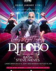 Friday Dj Lobo Live at Doha Nightclub Nyc