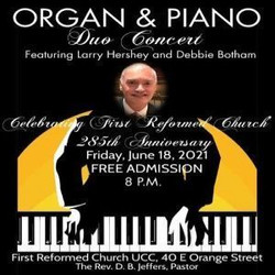 Friday Music : An Organ and Piano Duo Concert