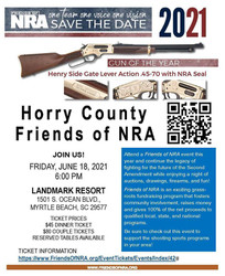 Friends of Nra Banquet and Auction
