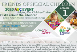 Friends of Special Children Abc Event