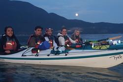 Full Moon Kayak Tours June 22 & 23