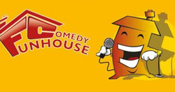 Funhouse Comedy Club - Comedy night in Leek August 2021
