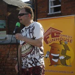 Funhouse Comedy Club - Socially Distanced Comedy Night in Nuneaton June 2021
