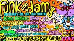 Funk, Soul, Disco Weekend Amsterdam - Funk The Dam 2019