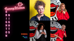 Funny Women: Brighton Fringe (early Show)