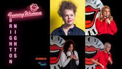 Funny Women: Brighton Fringe (late Show)