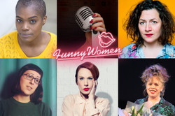 Funny Women Brighton Nights: Christmas Special