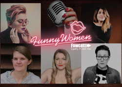 Funny Women International Women's Day Showcase: Manchester