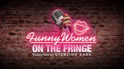 Funny Women On The Fringe at Assembly, George Street, Edinburgh