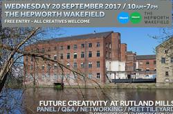 Future Creativity at Rutland Mills